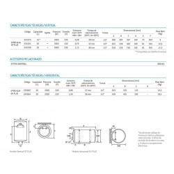 Termo eléctrico Onix Ceramic Thermor