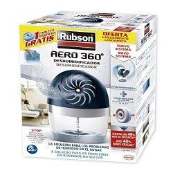 Deshumidificador Rubson Aero 360º